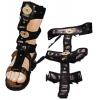 Spats Roman Sandal